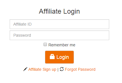 affiliasi login agenwebsite