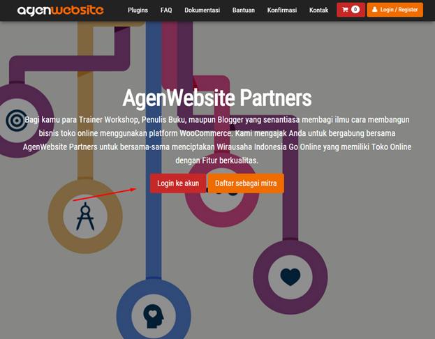 login agenwebsite partners
