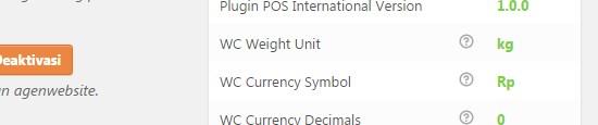 WooCommerce POS International Shipping